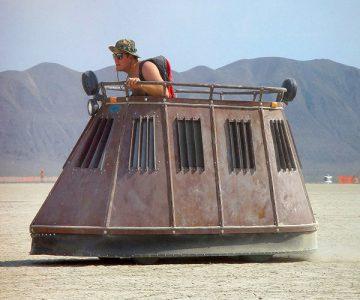 Badonkadonk Land Cruiser Tank
