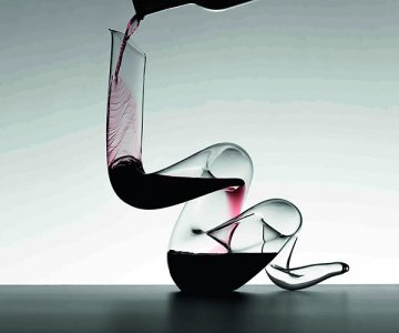 Boa Wine Decanter