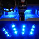 Car Interior Glow Decorative Lamps