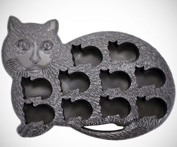 Cat Ice Cube Tray