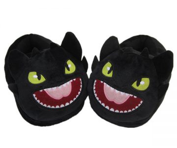 How to Train your Dragon Slippers
