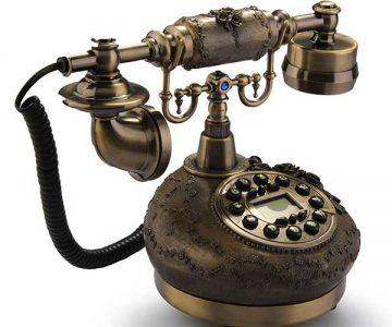 Retro Desk Telephone