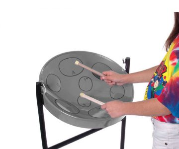 Steel Drum Percussion Instrument