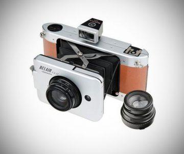 Belair X Jetsetter Folding Camera
