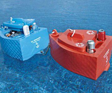 Floating Super Softie Beverage Cooler