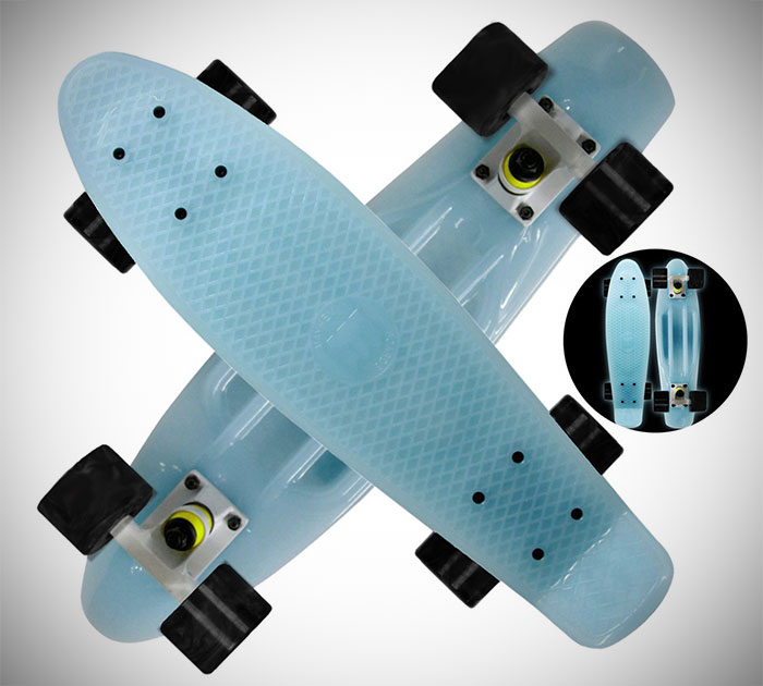 Glow in the Dark Skateboard