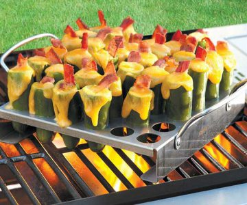 Jalapeno Pepper Roasting Rack