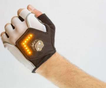 LED Signal Gloves