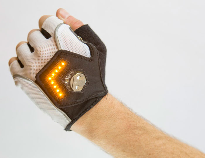 LED Signal Gloves