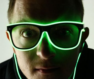 Light Up El Wire Glasses
