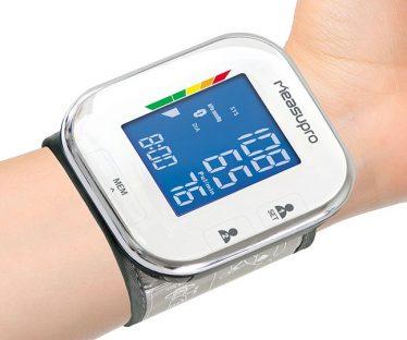 MeasuPro Digital Wrist Blood Pressure Monitor