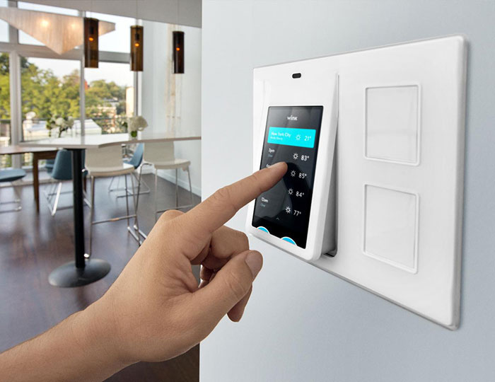 Smart Home Wall Controller Wink Relay