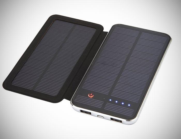 Zebora Portable Solar Charger