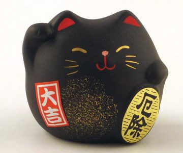 Feng Shui Fortune Cat