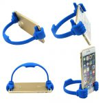 Flexible Thumb Smartphone Holder