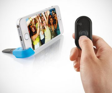 Selfie Remote Smartphone Shutter