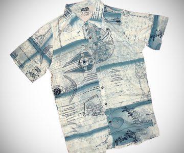 Star Wars Hawaiian Shirt