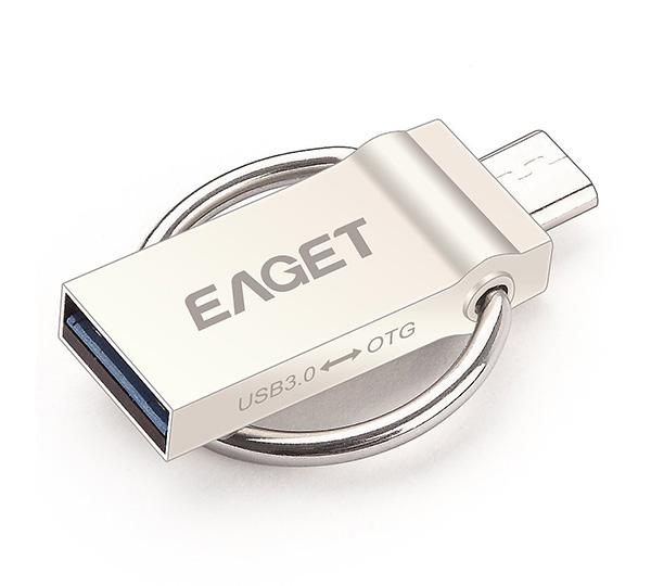 64GB On The Go Intelligent Flash Drive
