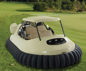 Golf Cart Hovercraft