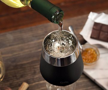 Icecap Wine Chiller and Aerator