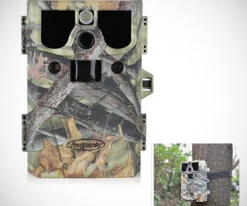 Infrared Game Trail Hunting Camera