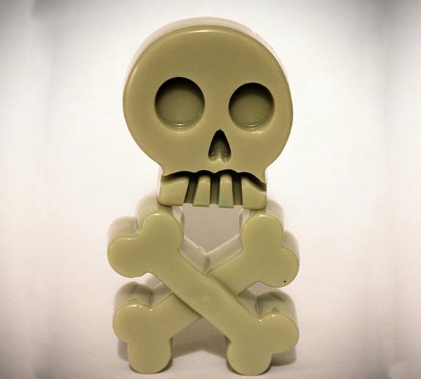Skull & Crossbones Scented Soap