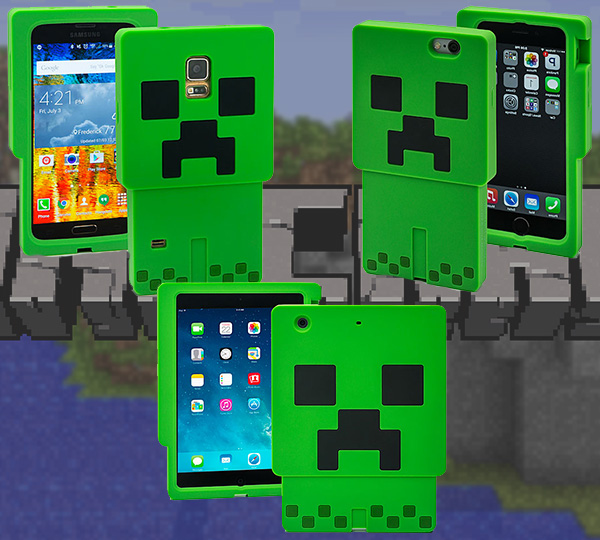 Minecraft Creeper Smartphone Case