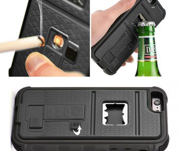 Multifunction iPhone Case