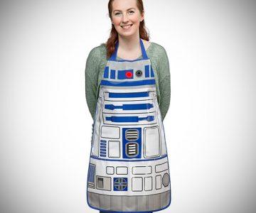 Star Wars R2-D2 BBQ Apron