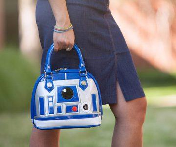 Star Wars R2-D2 Dome Purse