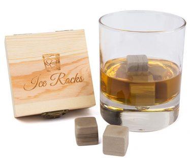 Whiskey Marble Stones