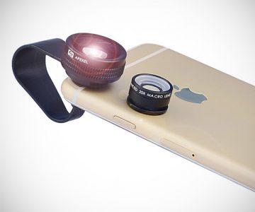 20x Smartphone Fisheye Lens