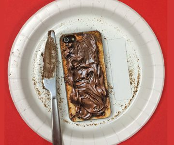 Chocolate Toast iPhone 6 Case