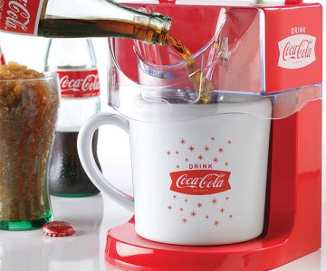 Coca-Cola Frozen Slushy Maker Machine
