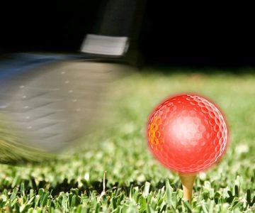 Glow Golf Balls
