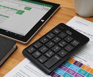 Satechi Bluetooth Wireless Numeric Keypad
