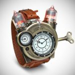 Steampunk Tesla Watch