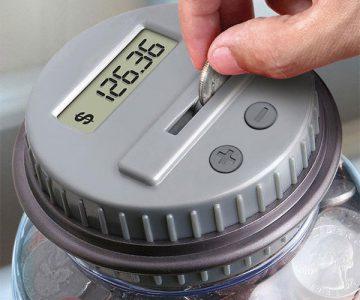 Digital Money Counting Jar