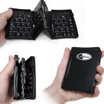 LapWorks Bluetooth Folding Keyboard Amigo
