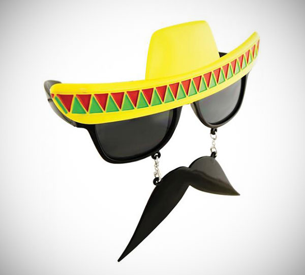 Mexican Fiesta Sunstache