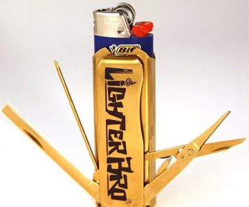 MultiTool Lighter Sleeve