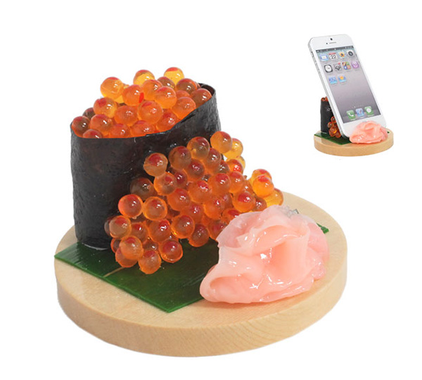 Salmon Roe Stand for Smartphones