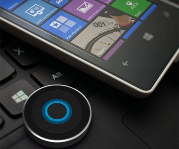 Satechi Bluetooth Cortana Button
