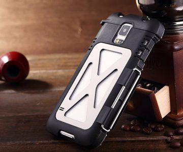 Shockproof Metal Case For Samsung Galaxy