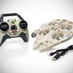 Star War Millennium Falcon Quadcopter