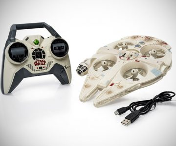 Star War Millennium Falcon Quadcopter