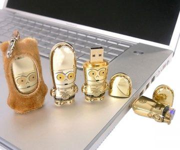 Star Wars Mimobot USB Flash Drive