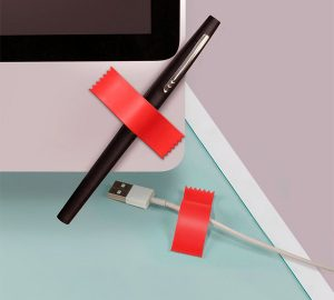Stick Ups Cable Organizers