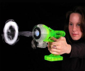 Vapor Blaster Gun - Blast Smoke Rings