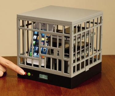 Cell Lock Up Smartphone Cage